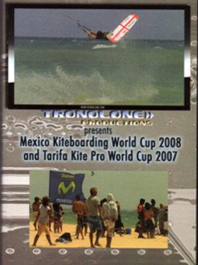 PKRA Tour, Mexico & Tarifa 2007/8