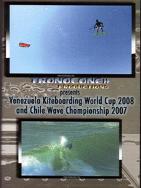 PKRA Tour, Venezuela & Chile 2007/8