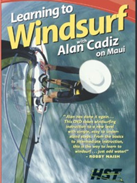 Learn to Windsurf with Alan Cadiz