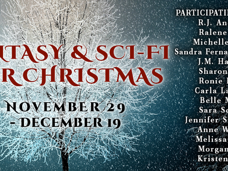 Embark On An Epic Adventure With #FantasyforChristmas20