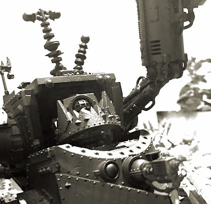 The best and worst Ork units for cramming in a Gorkanaut (or