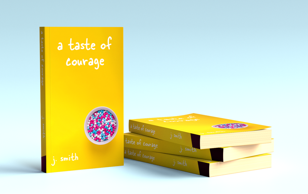 a taste of courage
