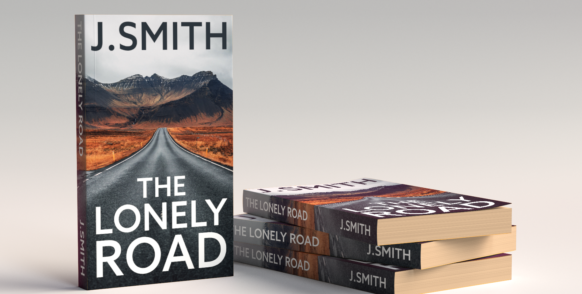 the lonely road book cover