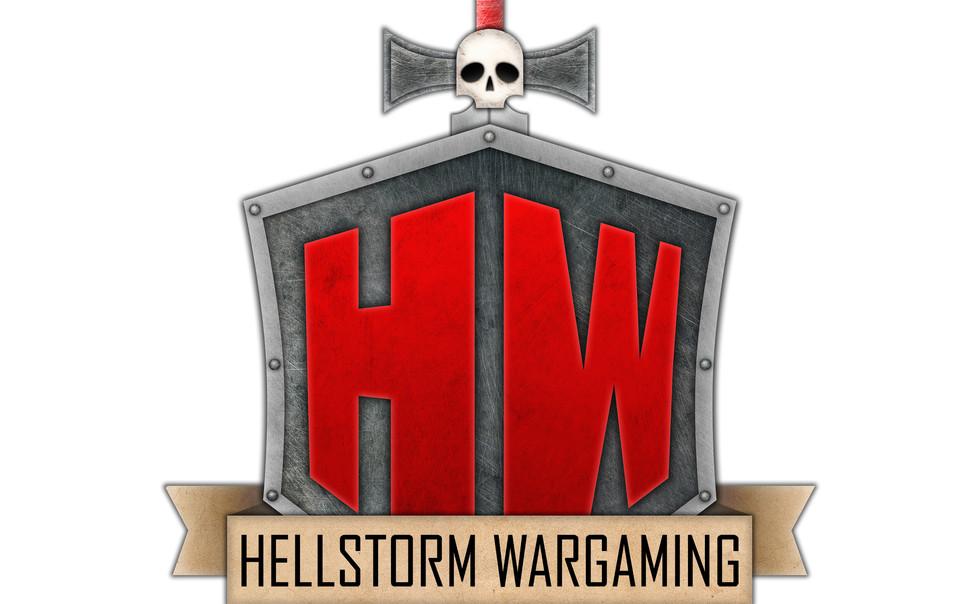 hellstorm wargaming logo