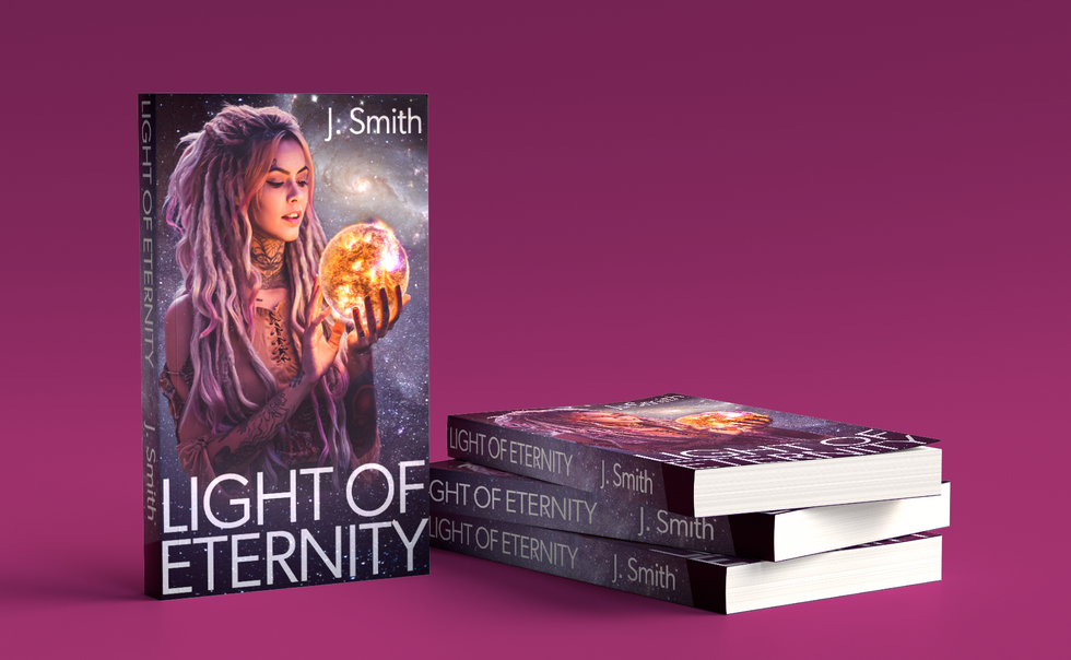 light of eternity book cover