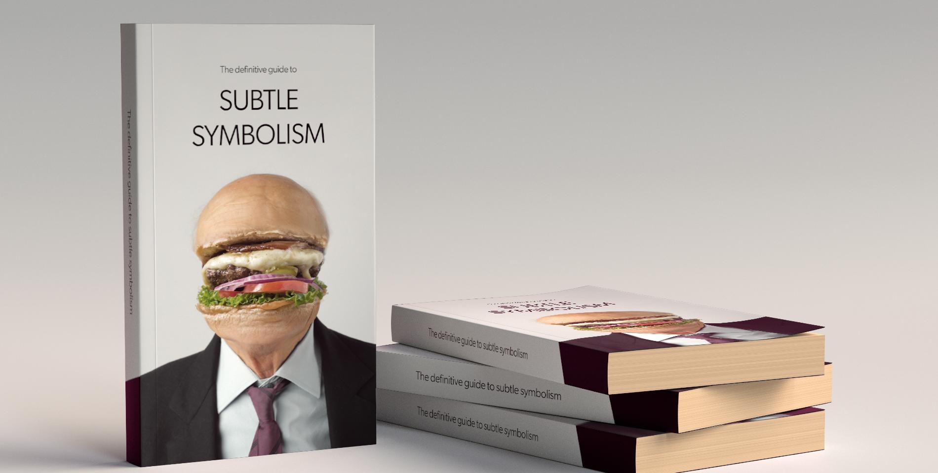 subtle symbolism book cover