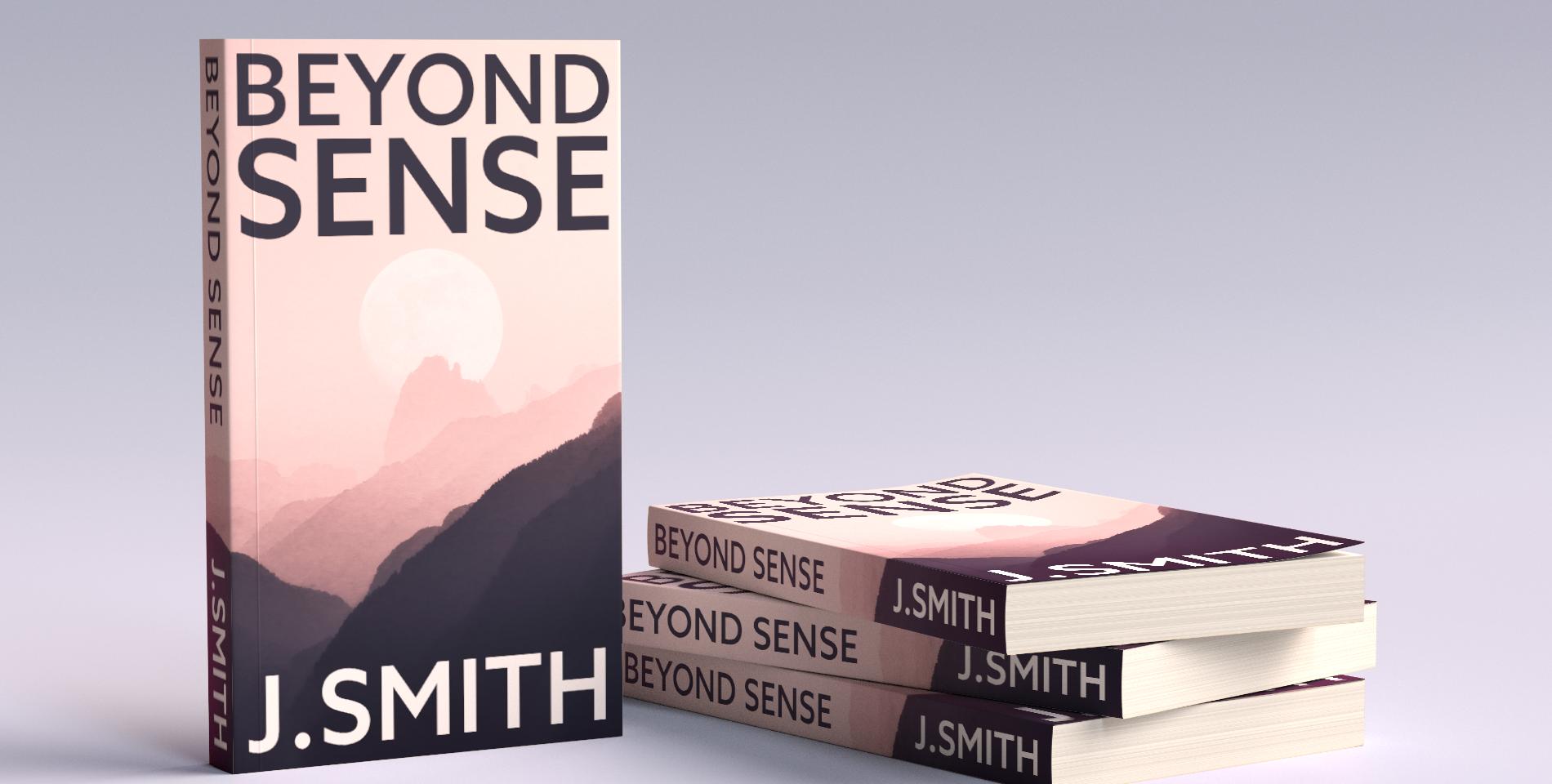 beyond sense book cover