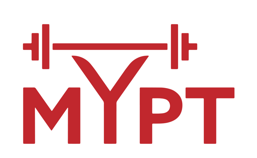 michael yeates personal trainer logo