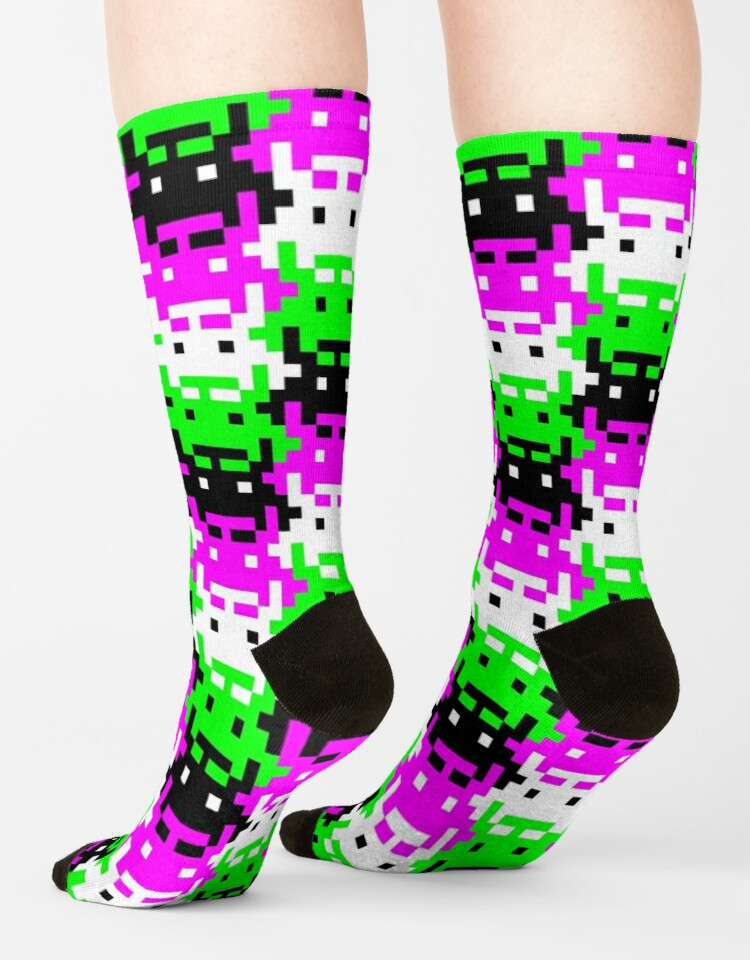 space raider socks