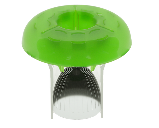 Falcon HPKV waterless cartridge