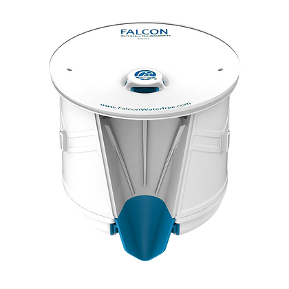 Falcon Velocity cartridge waterless urinal