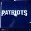 Thumbnail: Patriots Magnet
