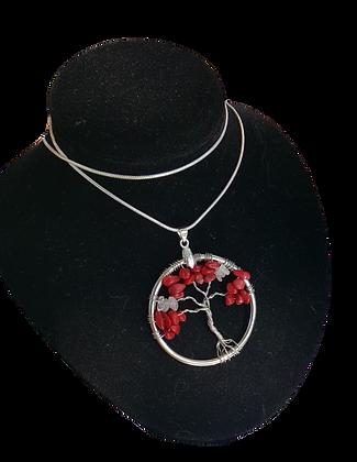 Custom Tree of Life Necklace
