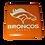 Thumbnail: Broncos Magnet