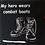 Thumbnail: Hero Wears Combat Boots