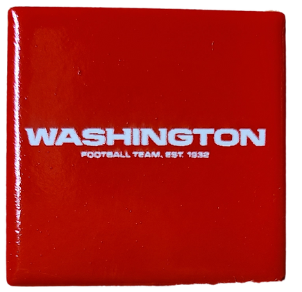 Washington Football Team Magnet