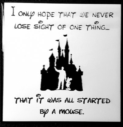 Started By a Mouse