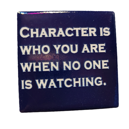 Character No One Watching