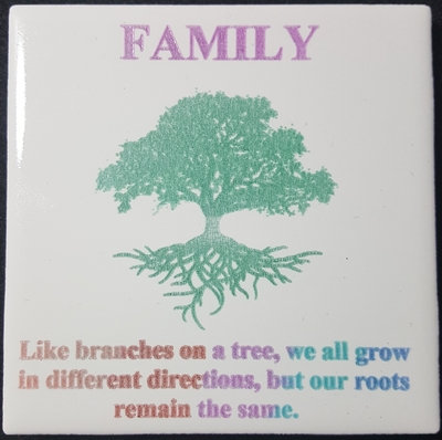 Family Branches on a Tree