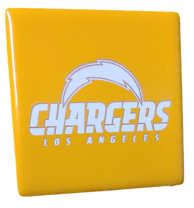 Chargers Magnet
