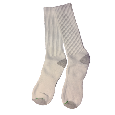 Make A Pair of Adult size 6-12 Crew Socks in Your Colors