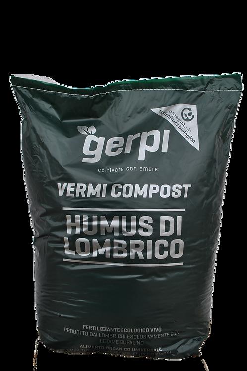 Sacco Humus Lombrico Biologico