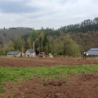 Week-end de formation à la ferme