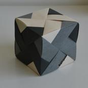Pinwheel cube - Type A