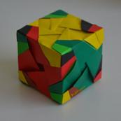 Pinwheel cube - Type C