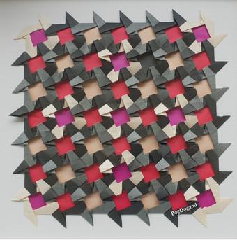 pinwheel carpet