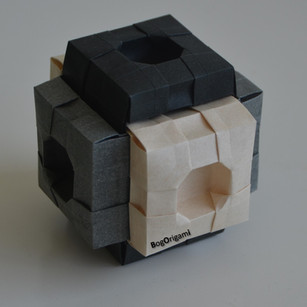 Modular Cube - open cube