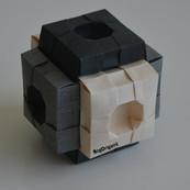 Open Sqare Cube