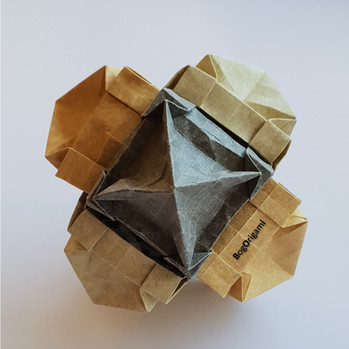 Pyramid Cube