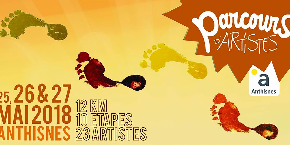 Parcours d'artistes à Anthisnes
