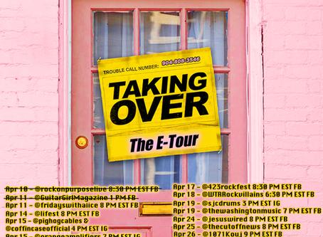 GFM is Hosting the First Ever E-Tour!