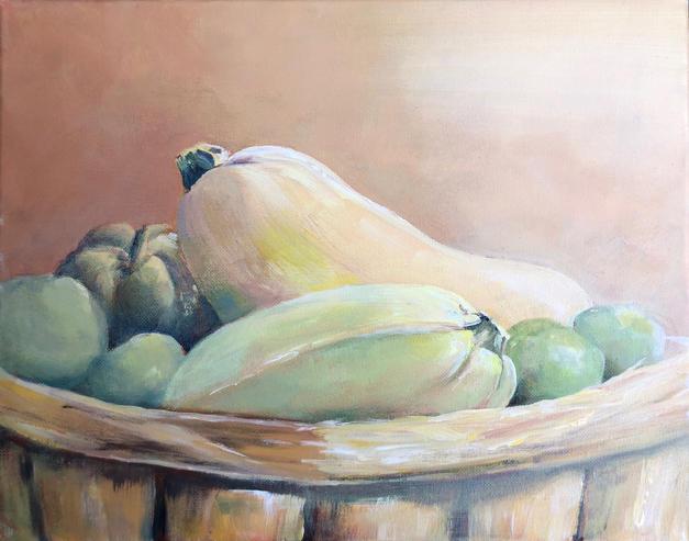19. Harvest Basket