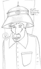 SHINY HAT