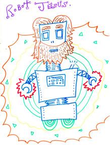 ROBOT JESUS