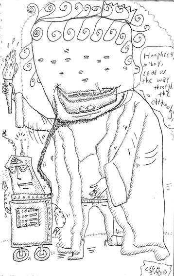 CAVE ROBOT EXPLORER