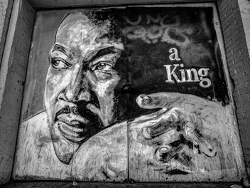 The Murals of MLK Around Los Angeles