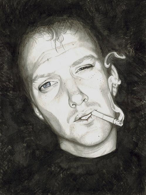 Josh Homme 11x14 Print