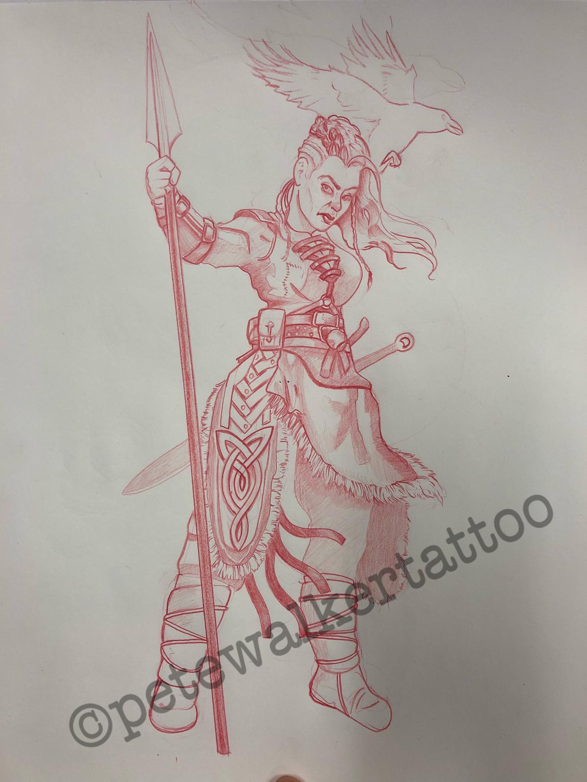 Vikingwoman
