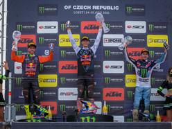 RACE REPORT - MXGP of Czech Republic, Loket
