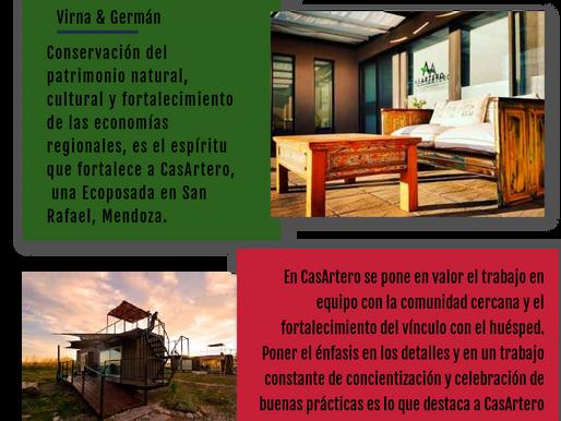 """CasArtero: Sponsor Tranca campaña """"Turismo Tranca"""""""