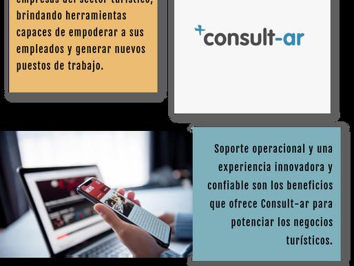 """Consult-ar Sponsor Tranca Campaña """"Turismo Tranca"""""""