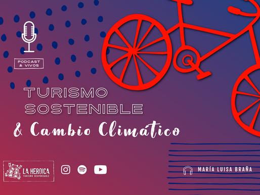 TURISMO SOSTENIBLE Y CAMBIO CLIMATICO