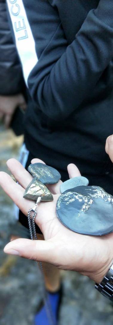 龍紋石(圖片來源:狀元國際旅行社)