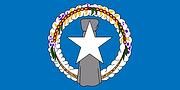 北馬里安納群島 國旗(塞班、天寧及羅塔等島) Commonwealth of t