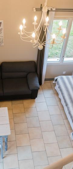chambre familiale duplex 50m²