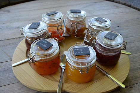 original homemade jams
